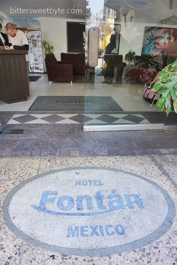 review on hotel fontan reforma mexico 13