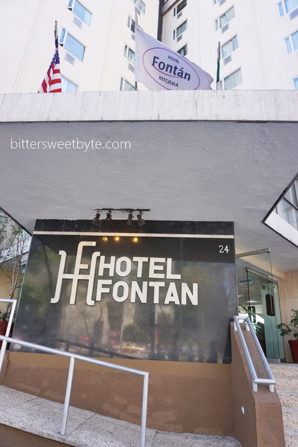 review on hotel fontan reforma mexico 15