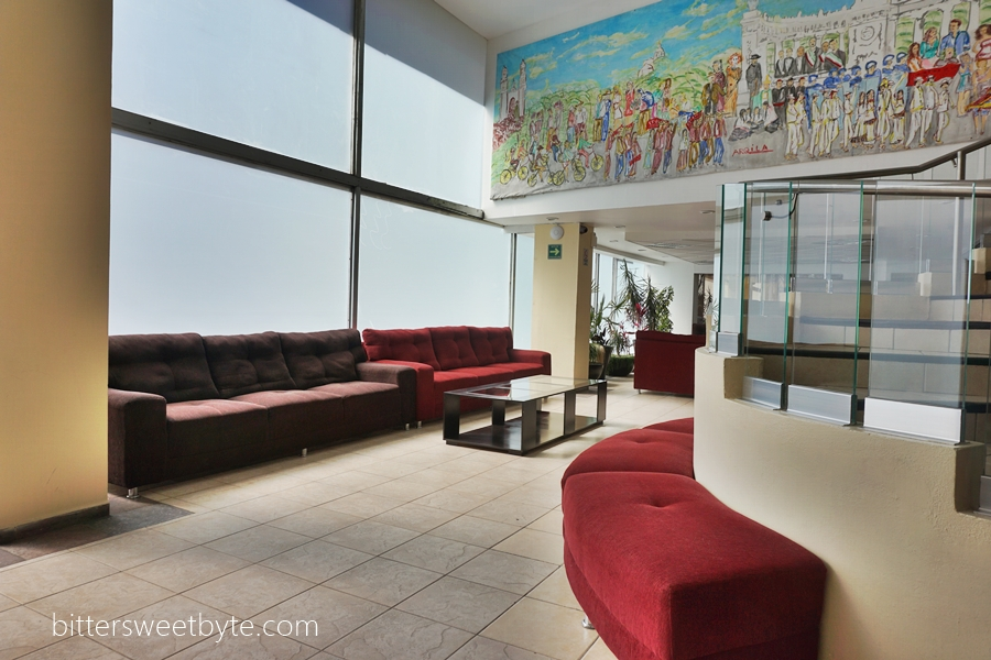 review on hotel fontan reforma mexico 7