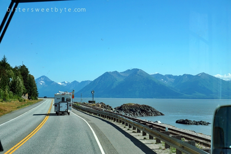 Road to Seward Scenic Drive 2