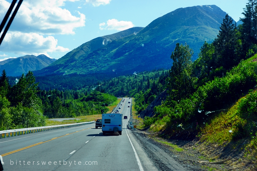 Road to Seward Scenic Drive 20