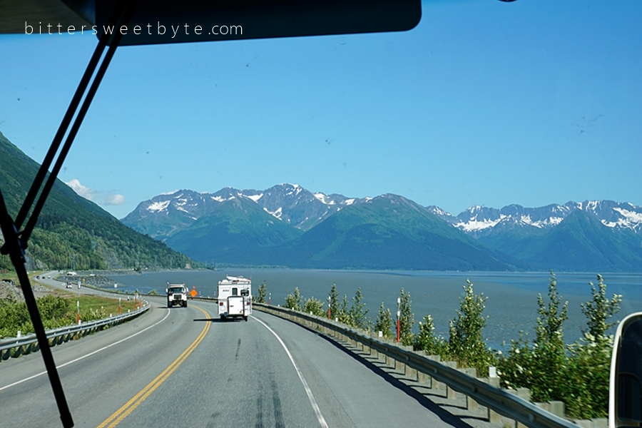 Road to Seward Scenic Drive 4