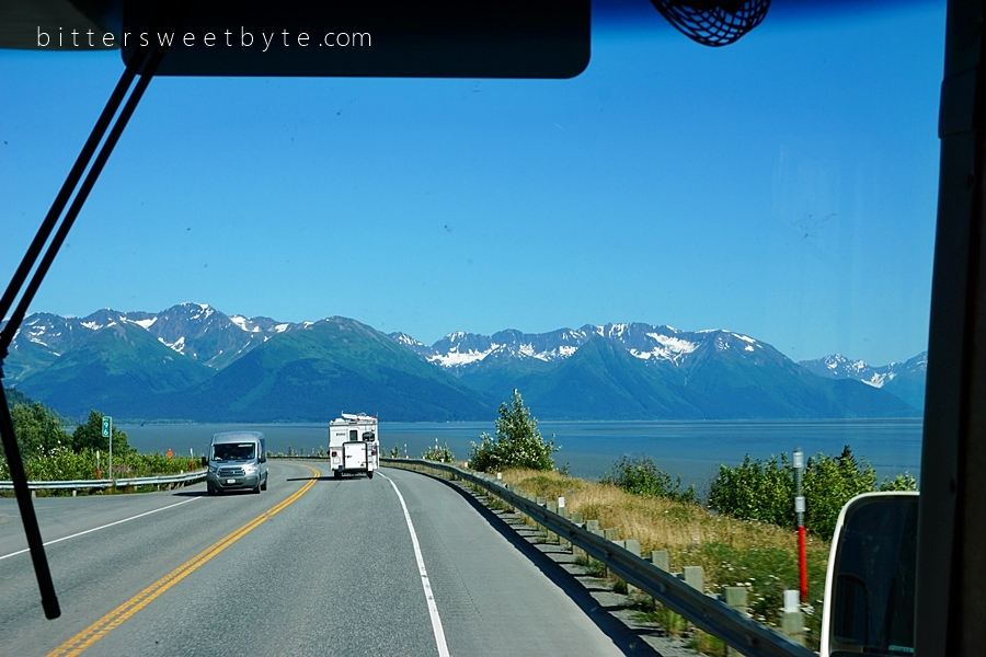 Road to Seward Scenic Drive 5
