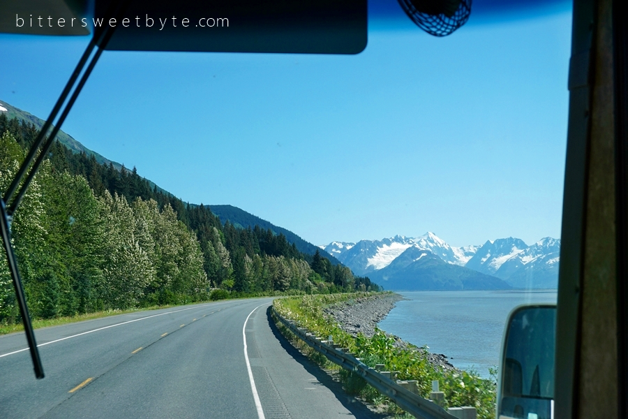 Road to Seward Scenic Drive 7