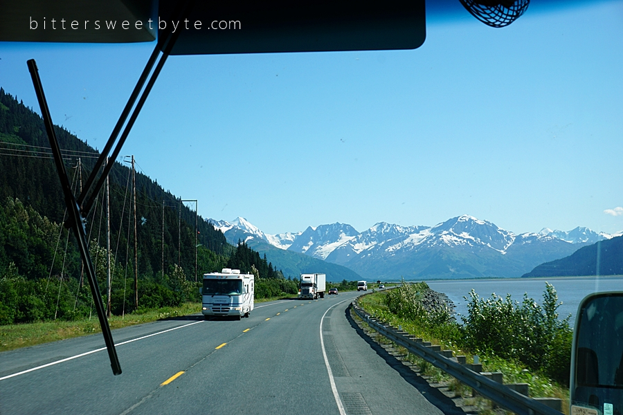 Road to Seward Scenic Drive 8