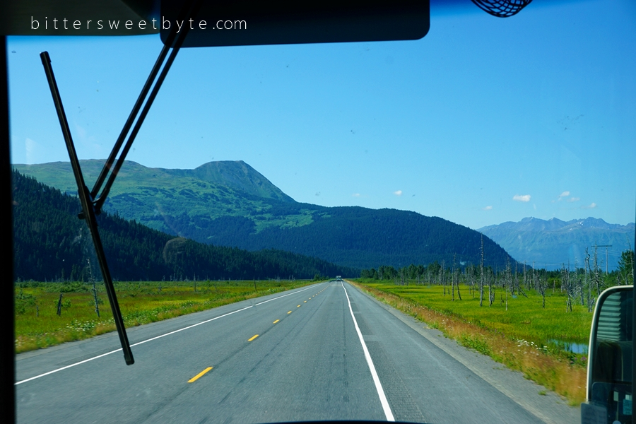 Road to Seward Scenic Drive 9