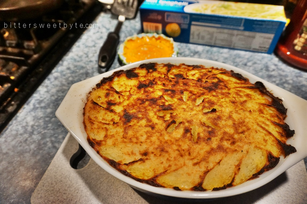 Lazy Cook : Easy Chicken Shepard Pie