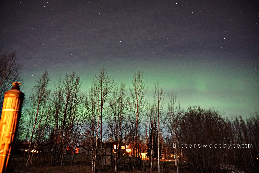 My First Northern Lights!