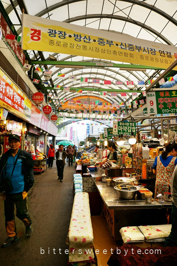 walking around Dongdaemun Seoul 2