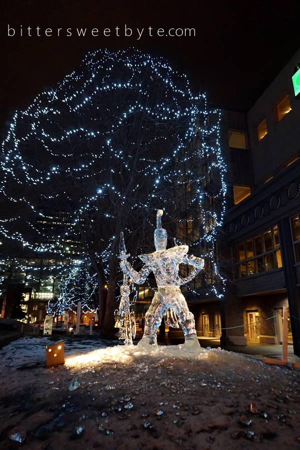 Ice Sculptures in Anchorage 5