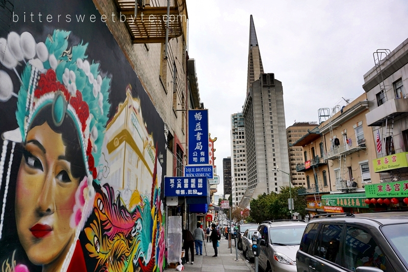 guide to one day tour in San Francisco - Chinatown