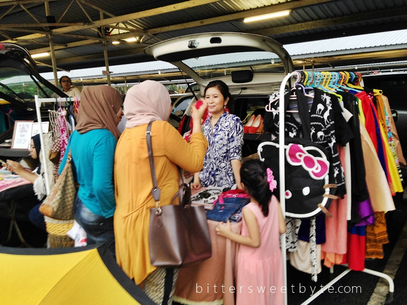Carboot sale Tesco Extra Shah Alam 4