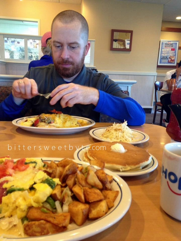 mike at iHop