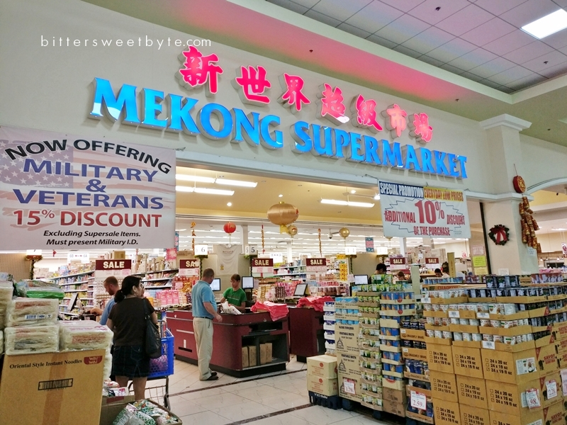 Asian Market in Mesa Arizona