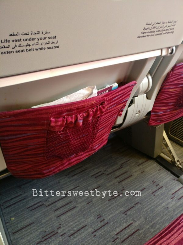 My experience with Qatar Airways