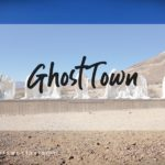 A Little Town Called Beatty and Ghostly Sculpture