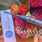 CariPRO Ultrasonic Electric Toothbrush Review and Giveaway!