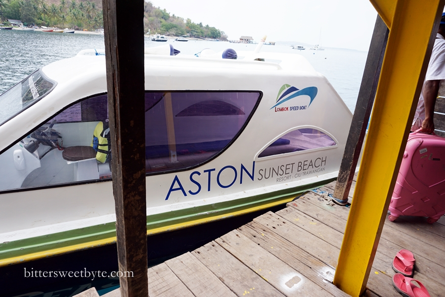 Aston Speed Boat