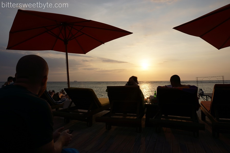Aston Sunset Gili Trawangan 13