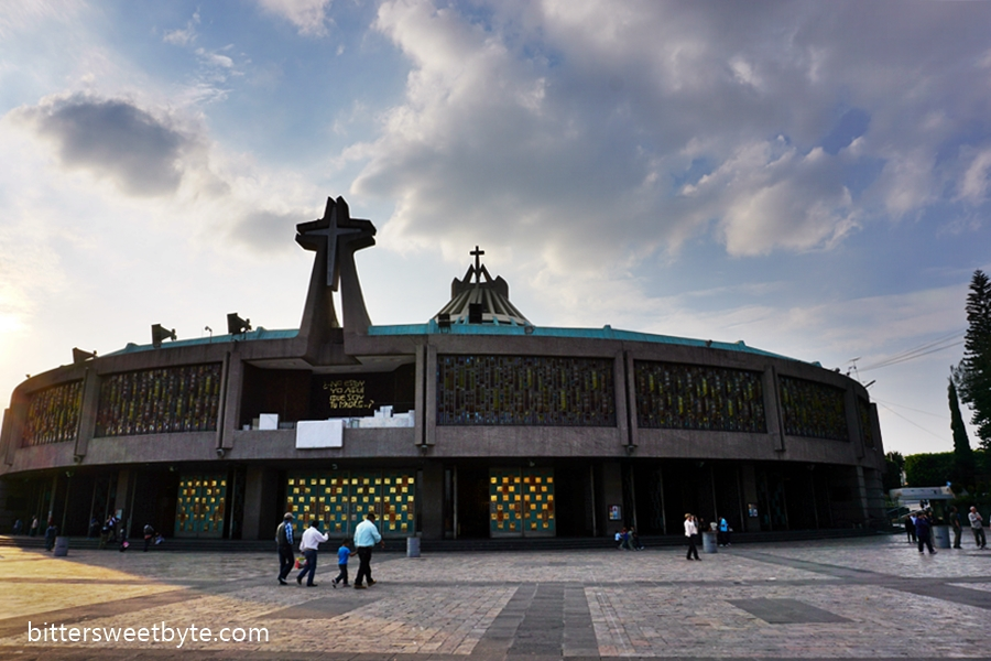 Basilica of Our Lady of Guadalupe Mexico 4