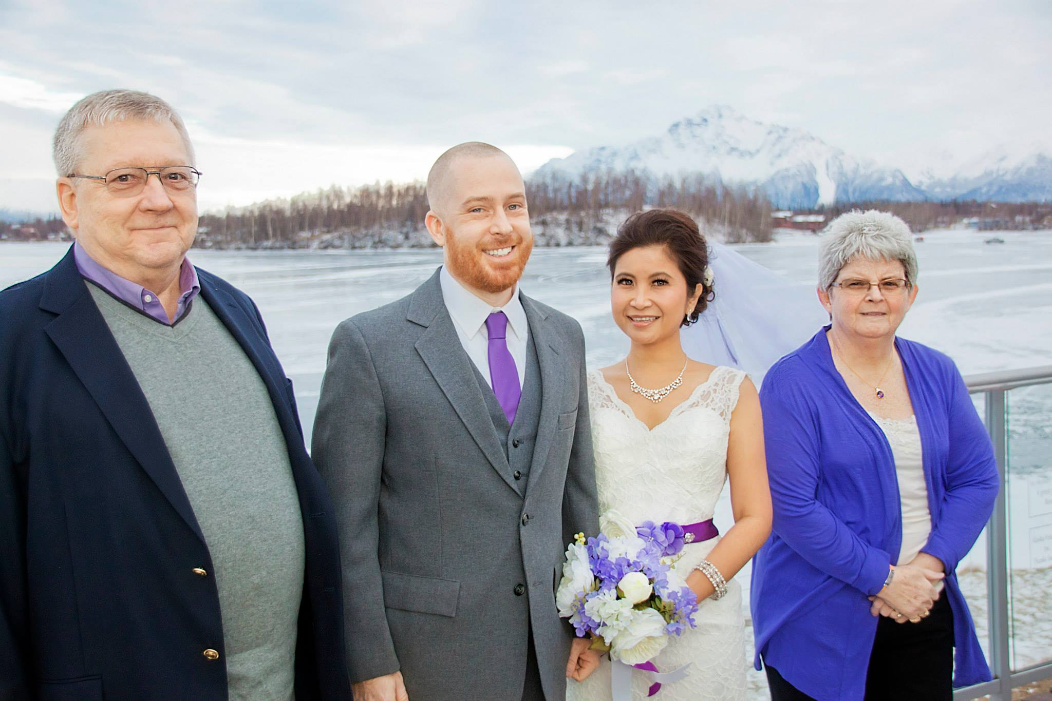 Wedding Reception in Alaska