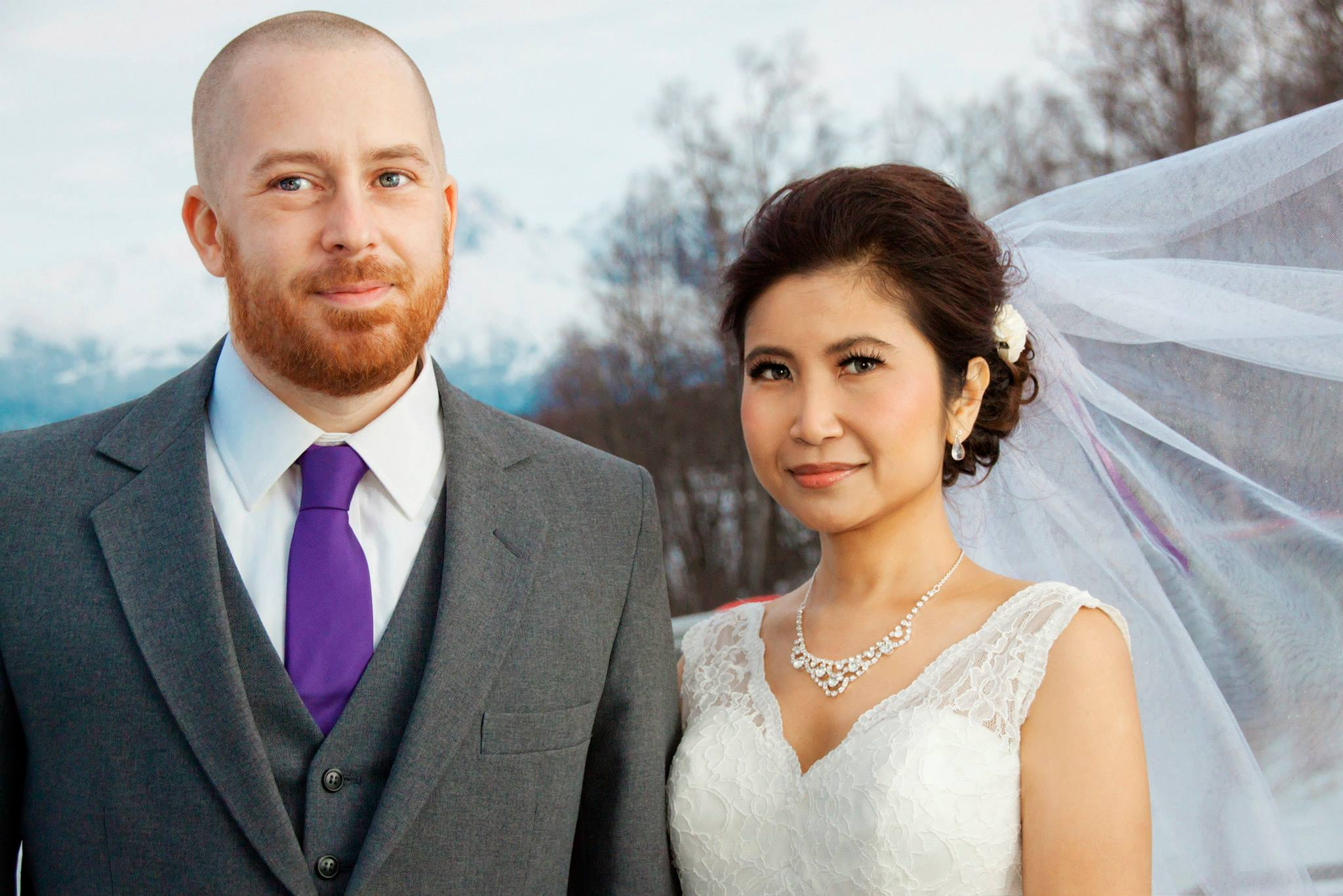Malaysian married to Alaskan