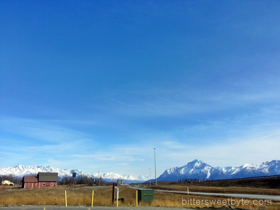 first day of spring in Alaska