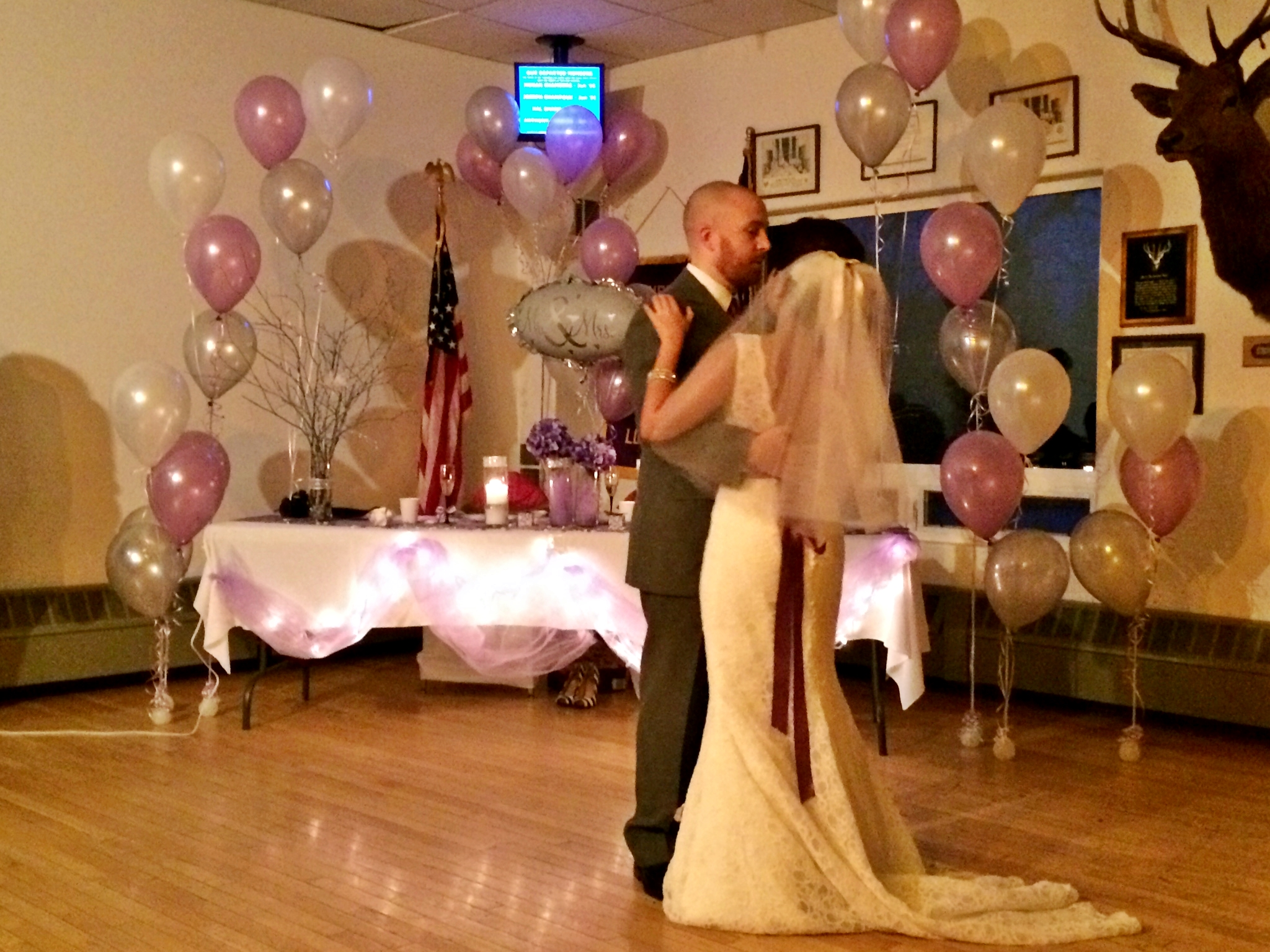 my FIRST first dance
