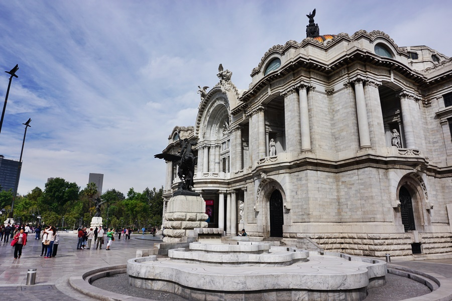 place to visit in Mexico City 8