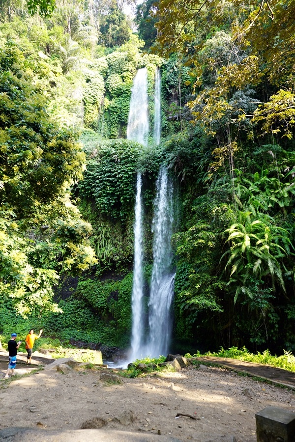 sendeng Gile Waterfall 5