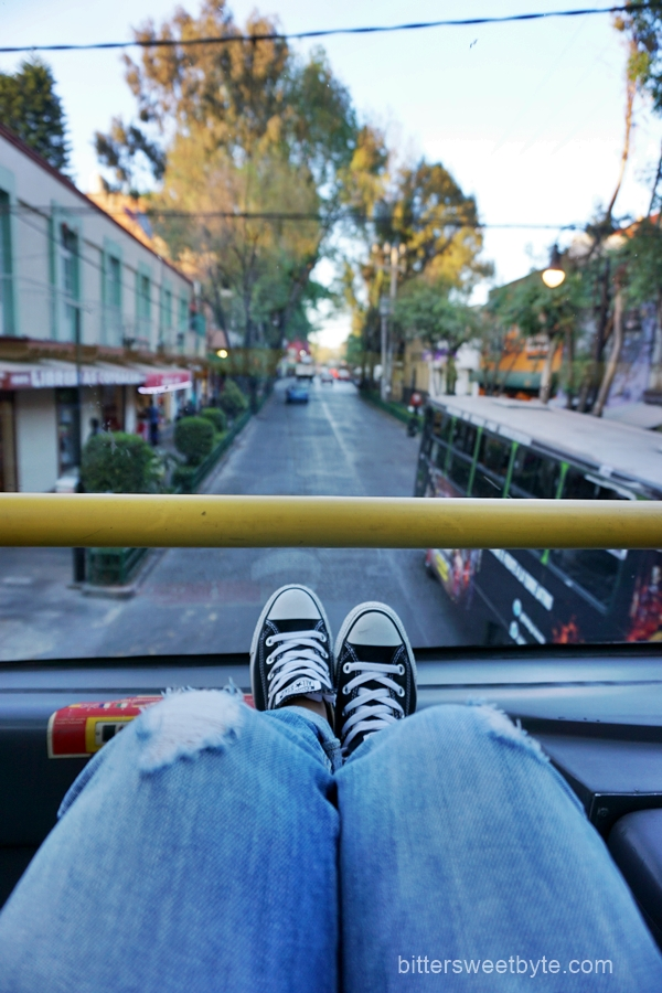 tour around mexico city with double decker tour bus Experience 15