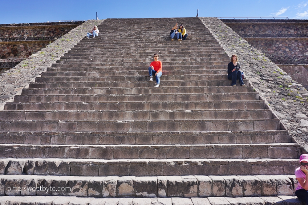 visit to teotihuacan pyramids mexico 10