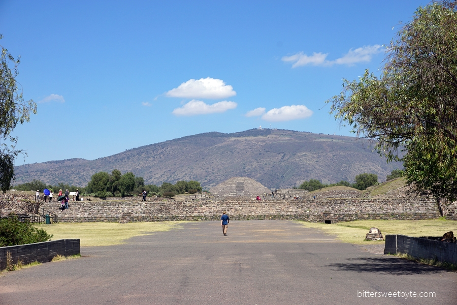 visit to teotihuacan pyramids mexico 15