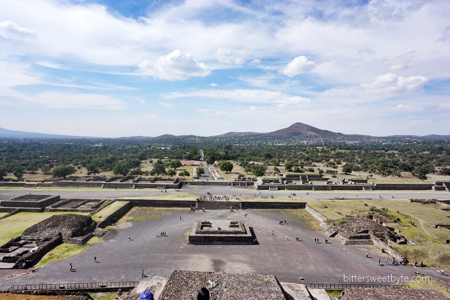 visit to teotihuacan pyramids mexico 21