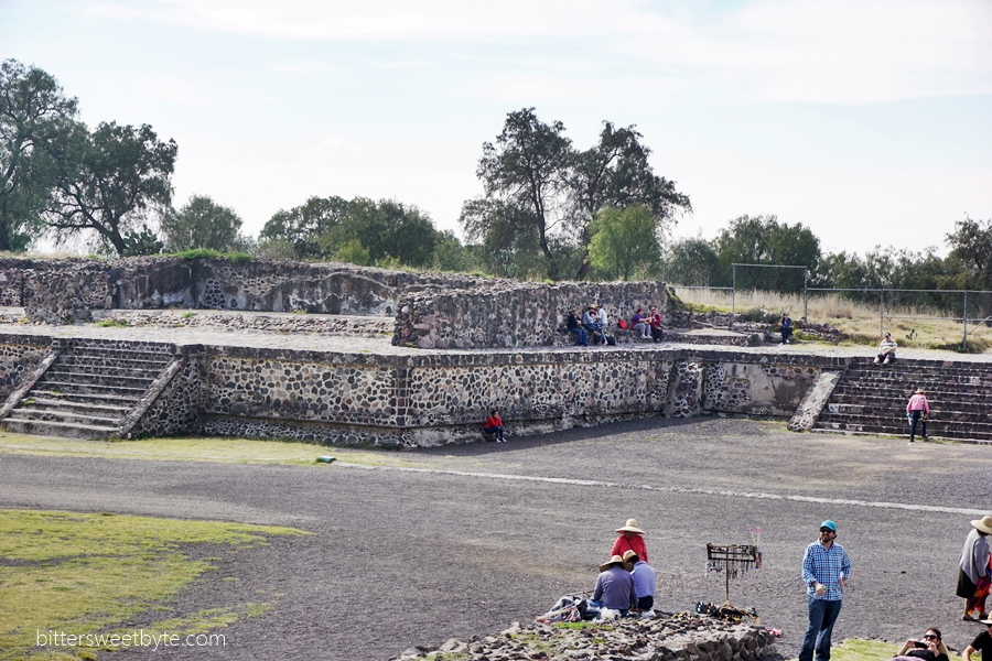 visit to teotihuacan pyramids mexico 22