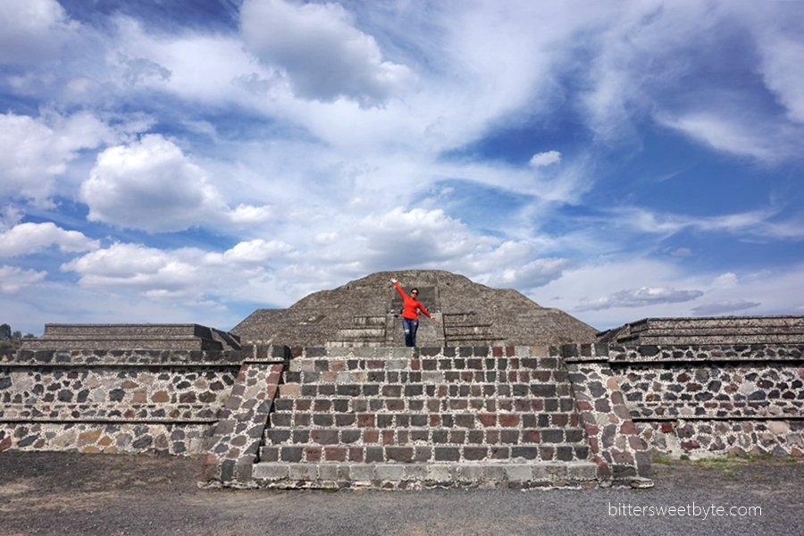 visit to teotihuacan pyramids mexico 24