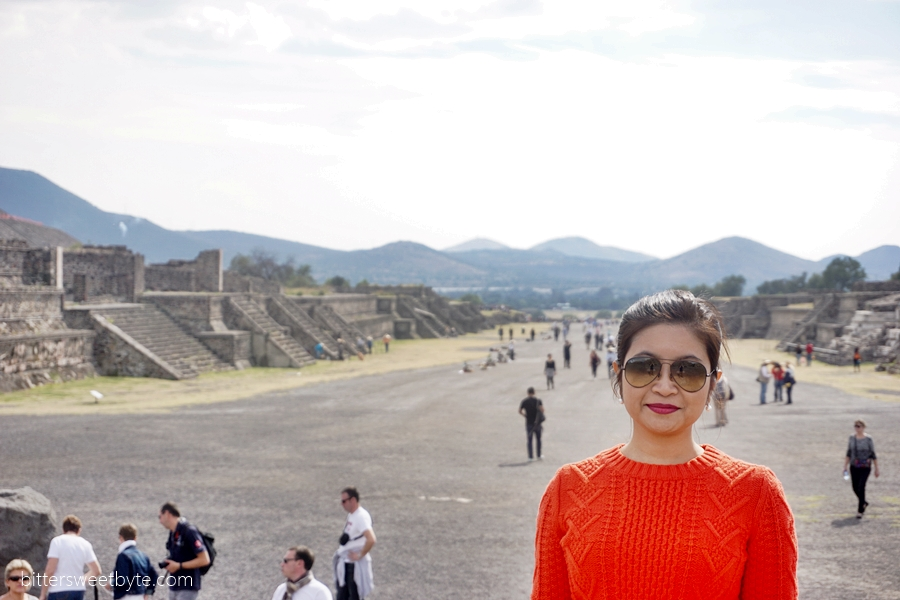 visit to teotihuacan pyramids mexico 25