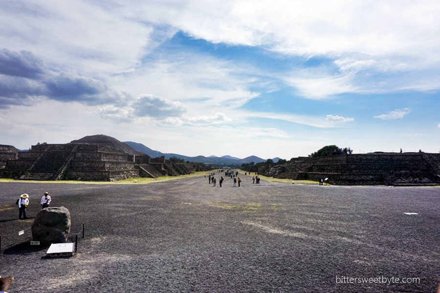 visit to teotihuacan pyramids mexico 26